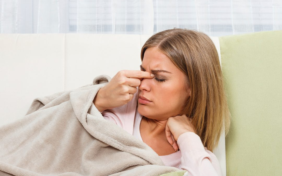 Ease a Stuffy Nose and Sinuses the Natural Way