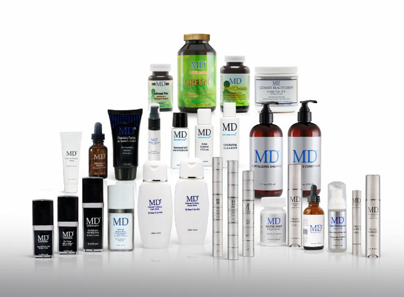 It's Free and Easy … the MD Beauty Rewards Program!