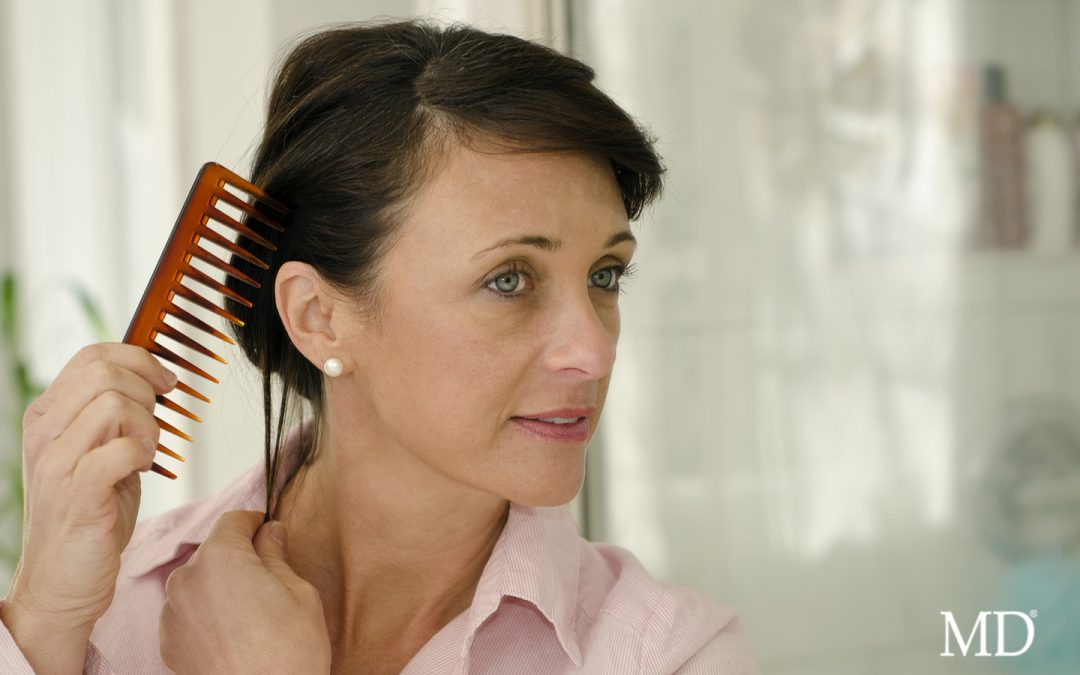Put an End to Menopausal Hair Loss