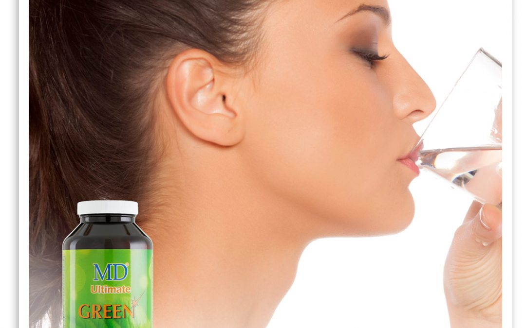 Supercharge your Health with MD Ultimate Green!