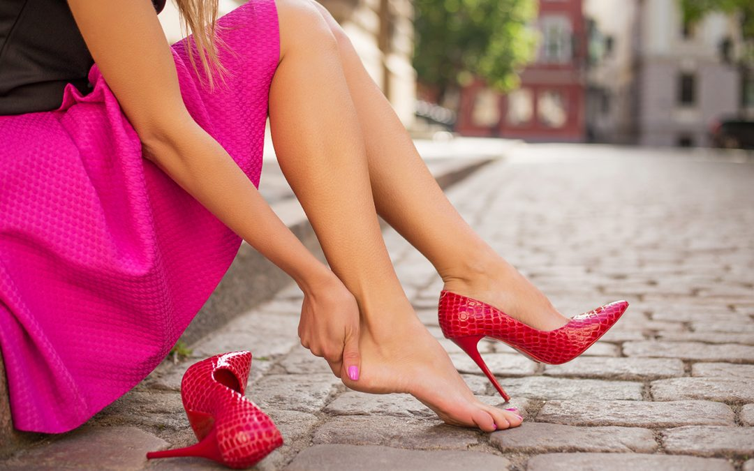 Are Your Shoes and Belts Making You Ache All Over?