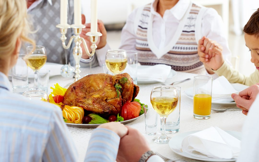 Tips For A Safe, Illness-Free Thanksgiving