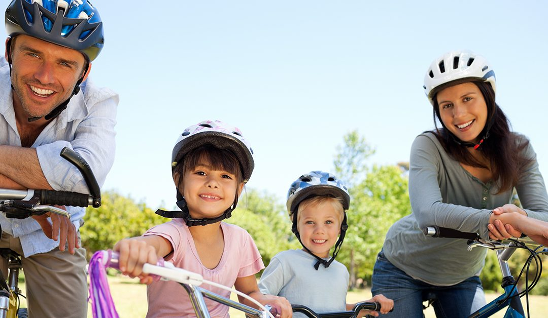 Spring Forward With Fun, Healthy Physical Activities for the Entire Family