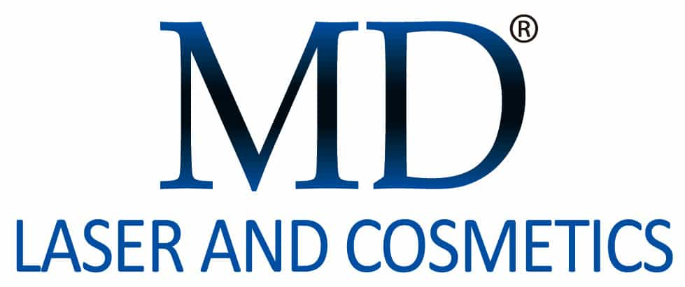 MD Laser and Cosmetics Logo