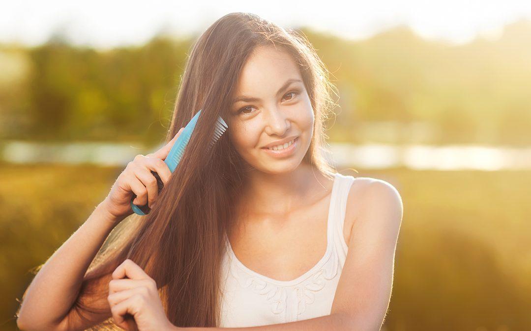 Say Bye-bye to Hair Loss