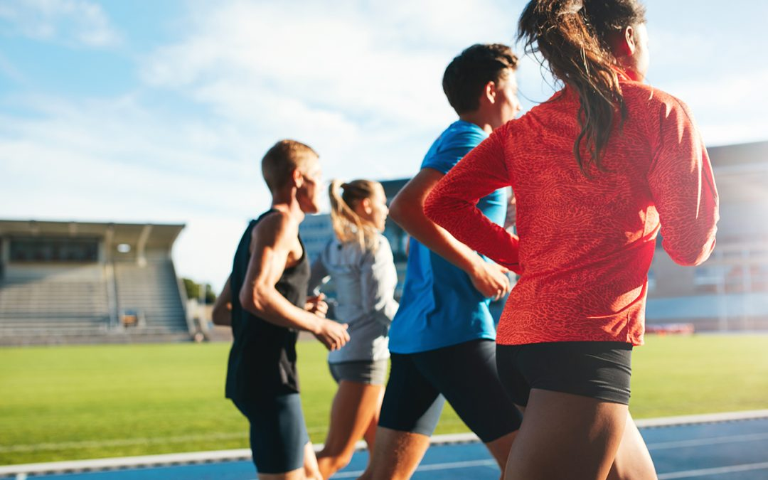 10 Tips That Help Prevent Injury of Young Athletes.