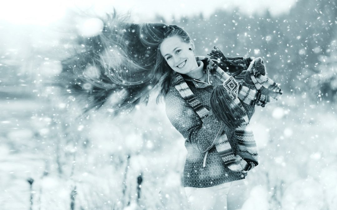 Keeping Up Your Hair's Health in Winter