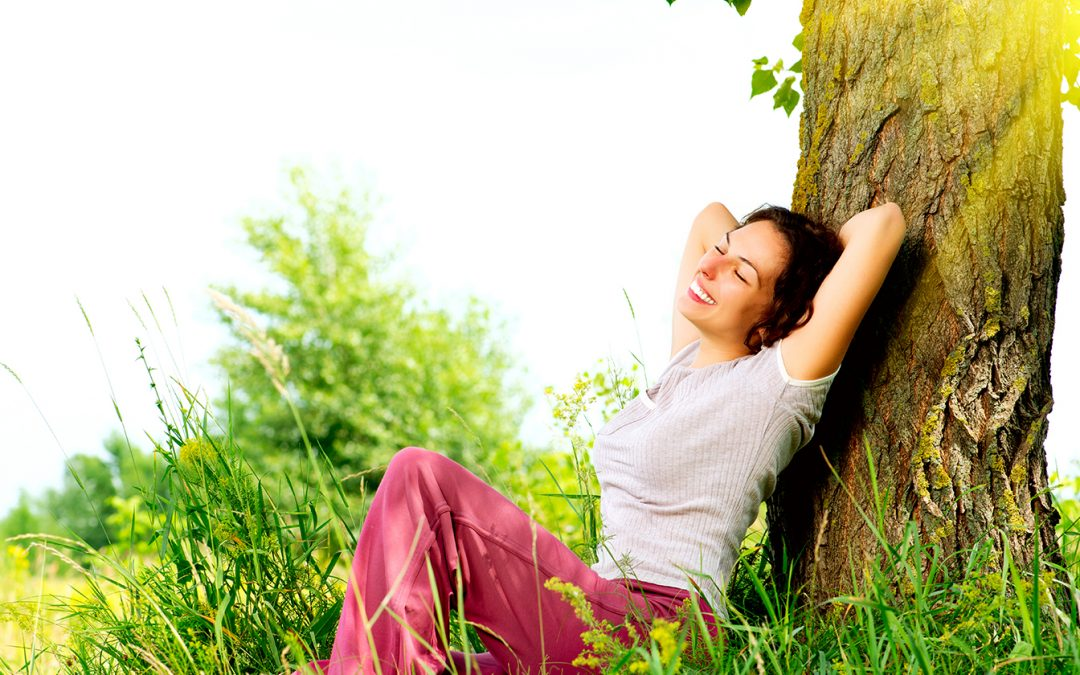 Spring Has Sprung: Get outside…it could help you live longer!