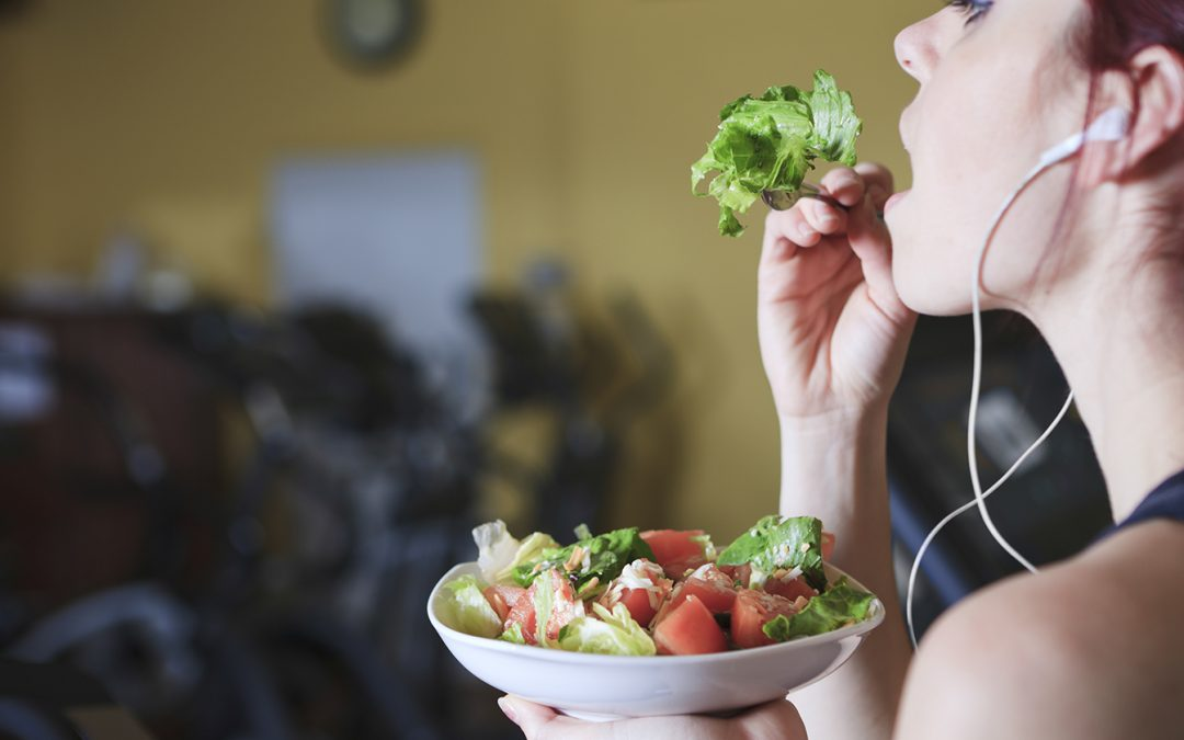 When to Eat Before, During and After Exercising