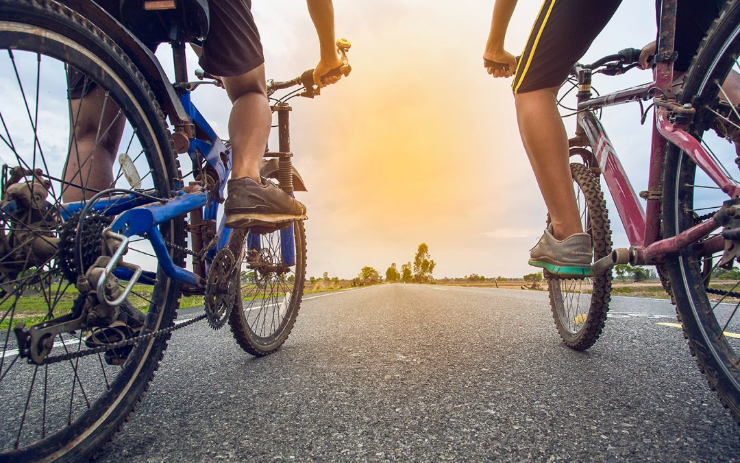 May is National Bike Month! Guide to Healthy Cycling Posture