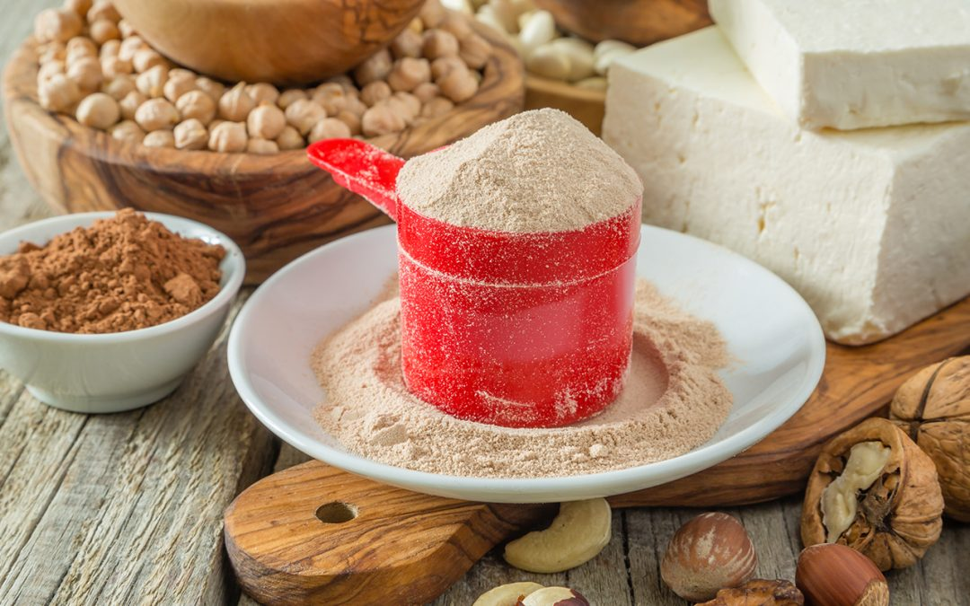 5 Vegan Sources of Complete Protein