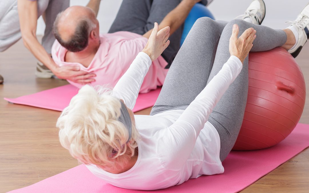 A Guide for Seniors Who Want to Get Back Into the Exercise Habit