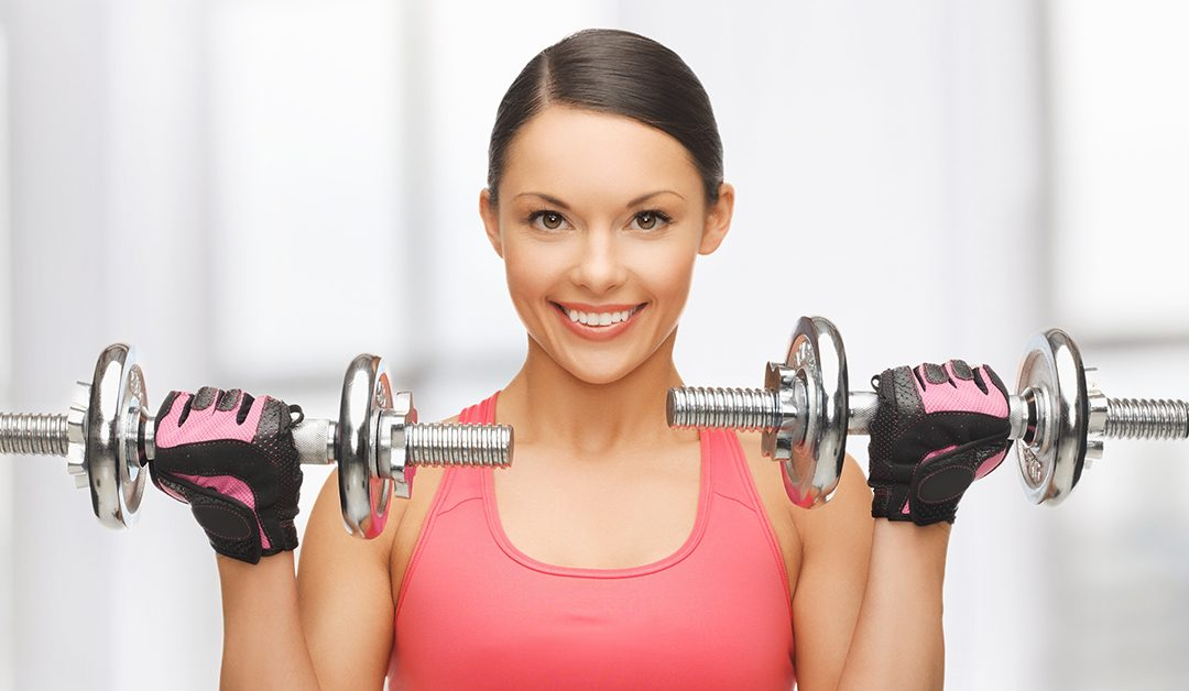 Four Myths About Weight Training for Women