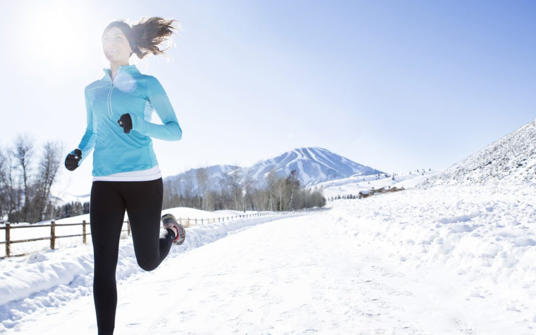 "How Exercise Can Help Beat the ""Winter Blues"""