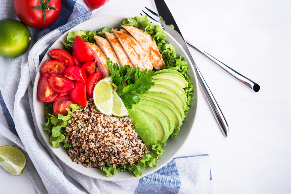 Fast, Healthy Lunches