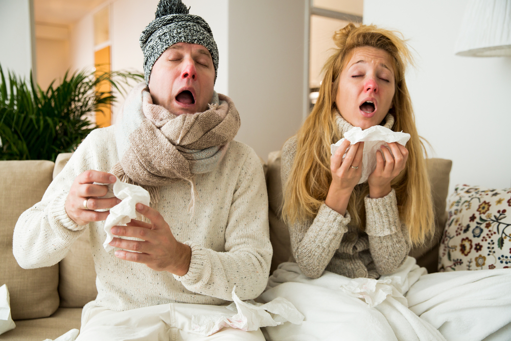 How To Stay Comfortable During A Cold