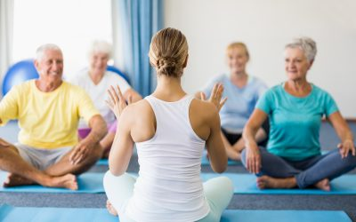 What are the stretching tips for Seniors?