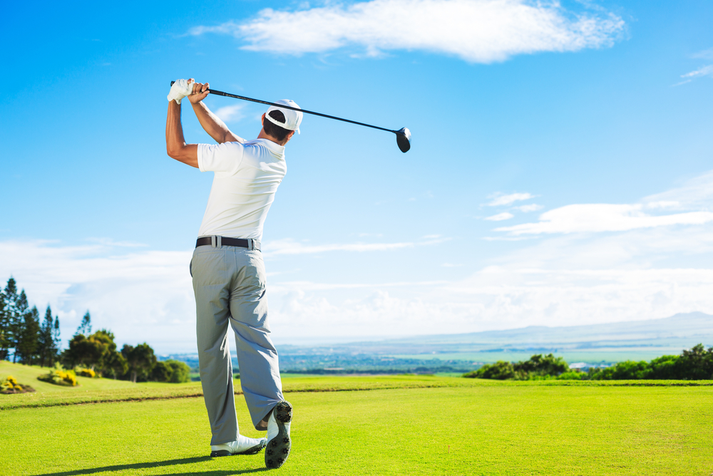 How To Get Fit With  Playing Golf